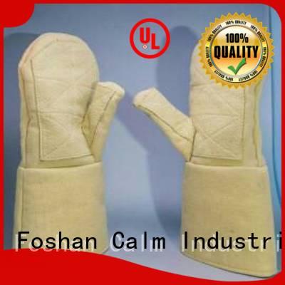 Calm Industrial Felt Brand 37cm 3.5Grade Finger shape Kevlar gloves