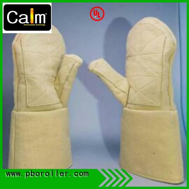 500℃ Kevlar gloves for metal casting 500℃ 3.5Grade Finger shape 37cm Bulk Buy Finger shape 3.5Grade 37cm