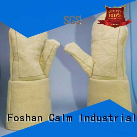 Kevlar gloves for metal casting 37cm 500℃ Kevlar gloves