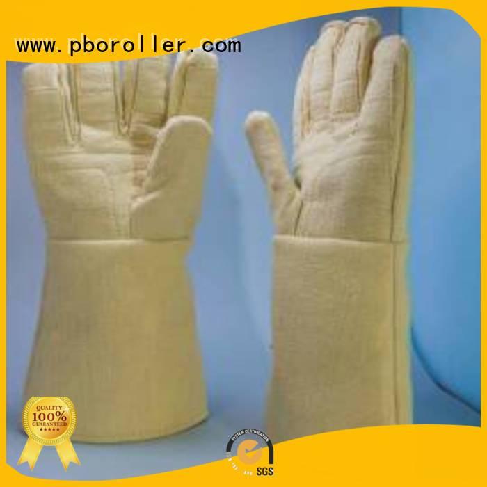 Kevlar gloves for metal casting 37cm Kevlar gloves Calm Industrial Felt