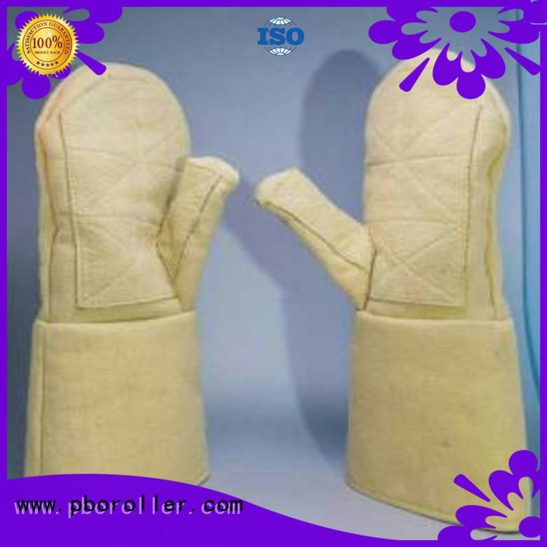 Kevlar gloves for metal casting 500℃ 37cm Kevlar gloves Calm Industrial Felt Brand